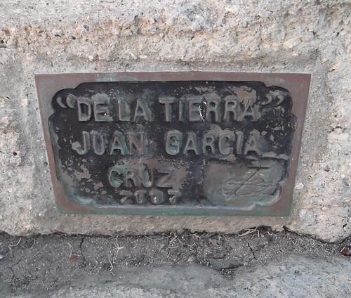 De la tierra - Juan Garcia Cruz. 2007
