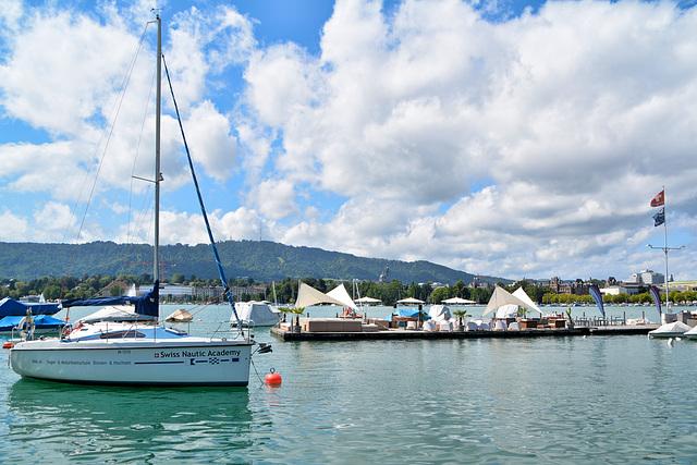 Switzerland , Lake Zürich