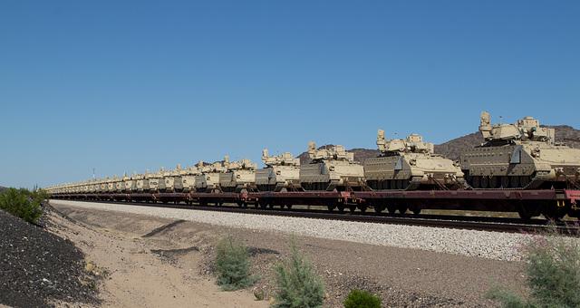 Mohawk AZ UP military transport (# 0612)