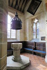 chiddingstone church, kent