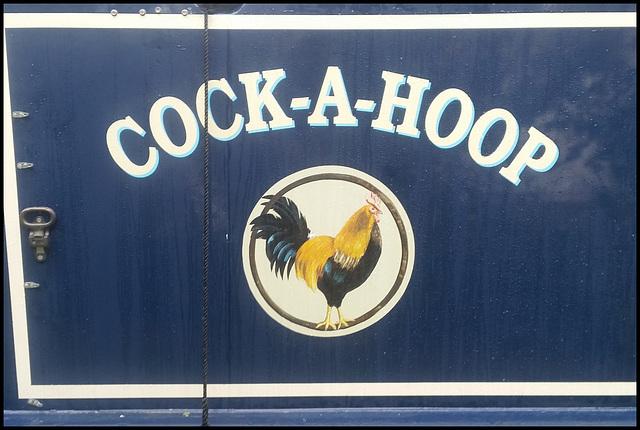 Cock-a-hoop