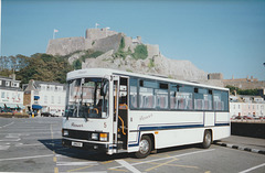 Pioneer Coaches 5 (J 14609) at Gorey - 4 Sep 1999