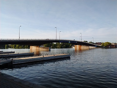 Gateway to the several waterways