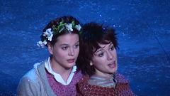 Prière de Hansel et Gretel