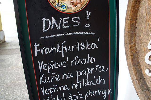 seen in Domažlice
