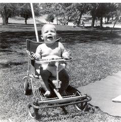 Scott Tarpley, May, 1954