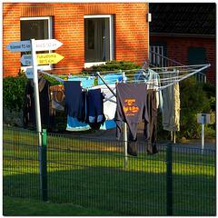 Waschtag ...... für saubere Kernenergie