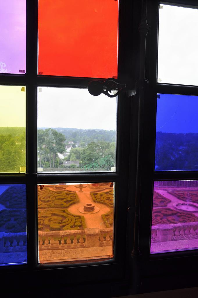 Paysage en couleurs
