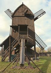 Bockwindmühle in Danstedt
