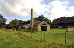 242 Park Farm, Henham, Suffolk, (Building I, Exterior From South-West)