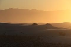 White Sands Sunset