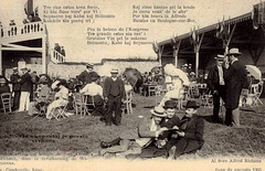 La 1a UK en Bulonjo s.m. 1905 - partoprenantoj dum seminario pri poezia verkado!