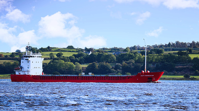 'Cap Formentor', River Clyde, Dumbarton