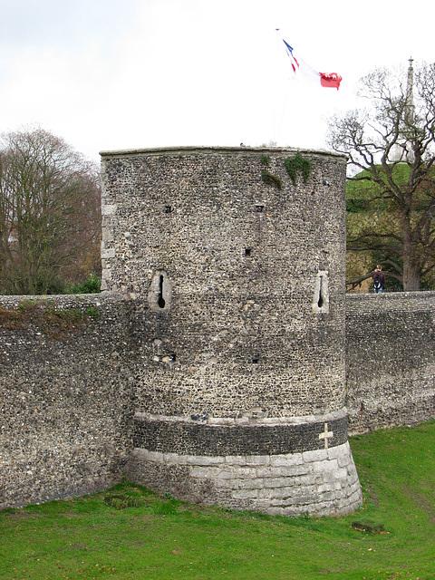 Canterbury Town Walls