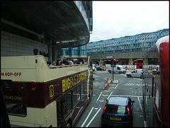 Big Bus London carbuncle tour