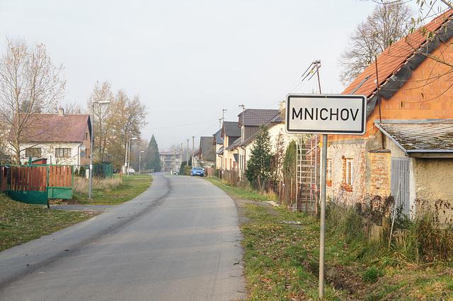 Mnichov, das tschechische München
