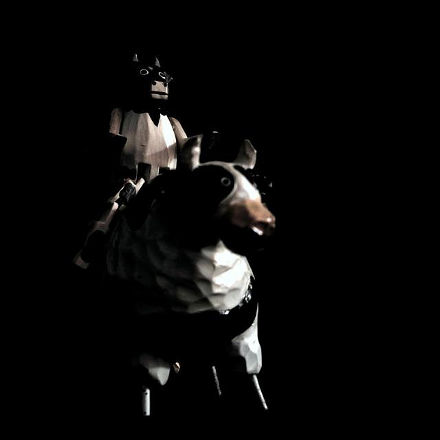 La Chevauchée des Vachesquirient