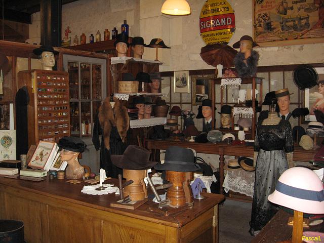 moi je dis chapeau à ce musée !