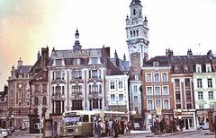 Lille (59) 13 octobre 1974. (Diapositive numérisée).