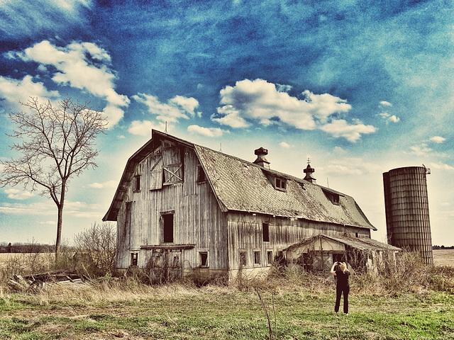 rural exploration...