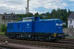 204 044-6 der PRESS (V100 der Deutschen Reichsbahn der DDR)