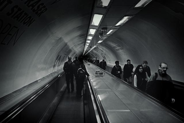 SiJ Day 12 Going Underground