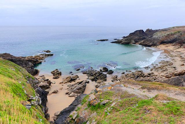 La côte sauvage, presqu'île de Quiberon 1
