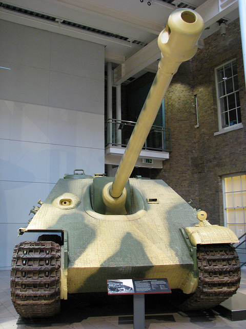 Jagd Panther Self-Propelled Gun