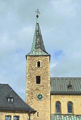 Kirchturm Kloster Huysburg