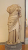 Statue of Hygieia from Zappeion in the National Archaeological Museum of Athens, May 2014