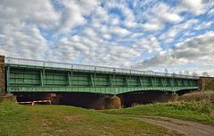 Trogbrücke Seelze
