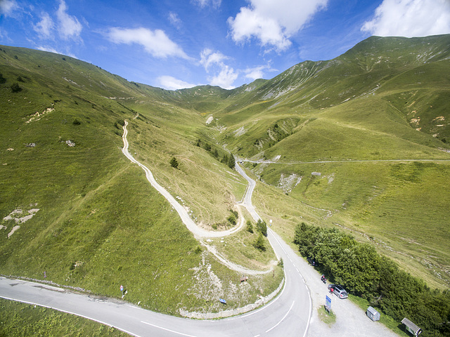 Passo Crocedomini, Breno - Italia