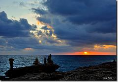 Puesta de sol en Mallorca - Illes Balears