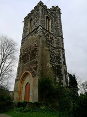 London 2018 – Hornsey Church tower