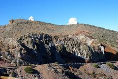 Telespoke der astronomischen Forschungsstation.  ©UdoSm