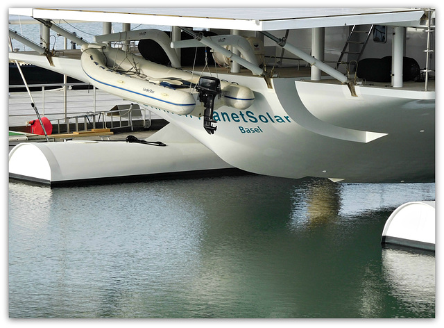 Le plus grand bateau solaire du monde, PlanetSolar
