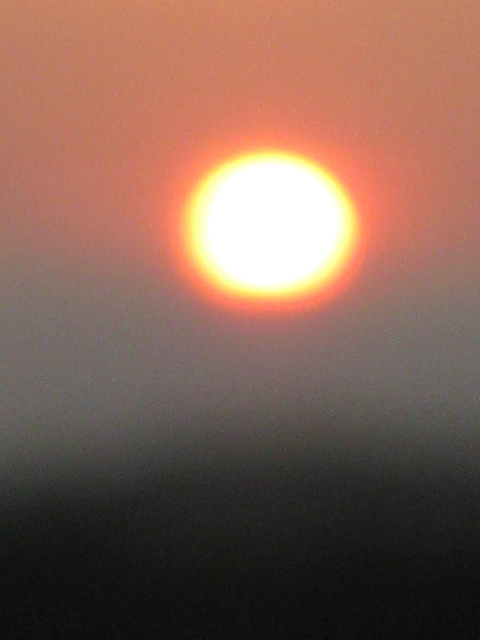 Sunny Hill Sunset Unedited