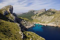El Fumat and Cala Figuera (Cap Formentor - Mallorca)