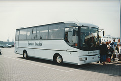 Pioneer Coaches 3 (J 491) in St. Helier - 4 Sep 1999