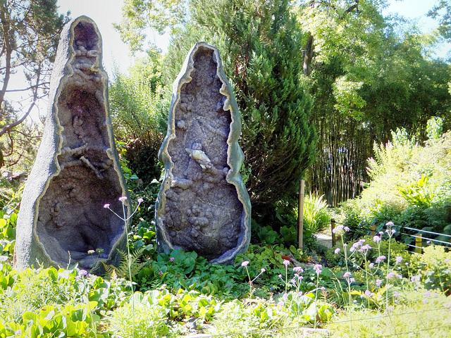 Riesen Amethyste. ©UdoSm