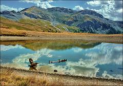 Sauze d'Oulx - Il lago dell'Assietta - (730)