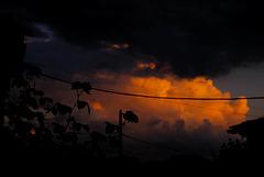 ...chez moi le soleil se couche au sud