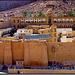 SINAI : Monastero di Santa Caterina - Siamo sotto al biblico Monte Sinai - Mosè e le tavole della legge -