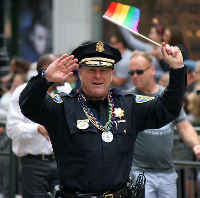 San Francisco Pride Parade 2015 (5615)