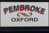 Pembroke narrowboat