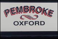 Pembroke narrowboat