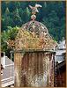 Antica fontana di Bousson : Detail - (905)