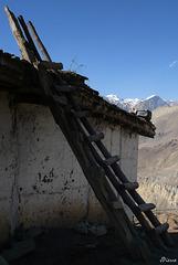 Escalier tibétain