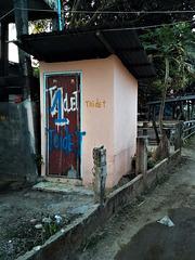 Toidet ou toilette ?   (Laos)
