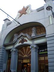 Lisbon building of a 1909 borough.